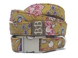 Olive Garden collar and leash set